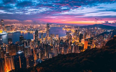 Top-rated tourist att ractions in Hong Kong