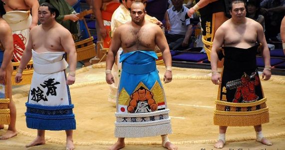 Incredible facts about sumo wrestling
